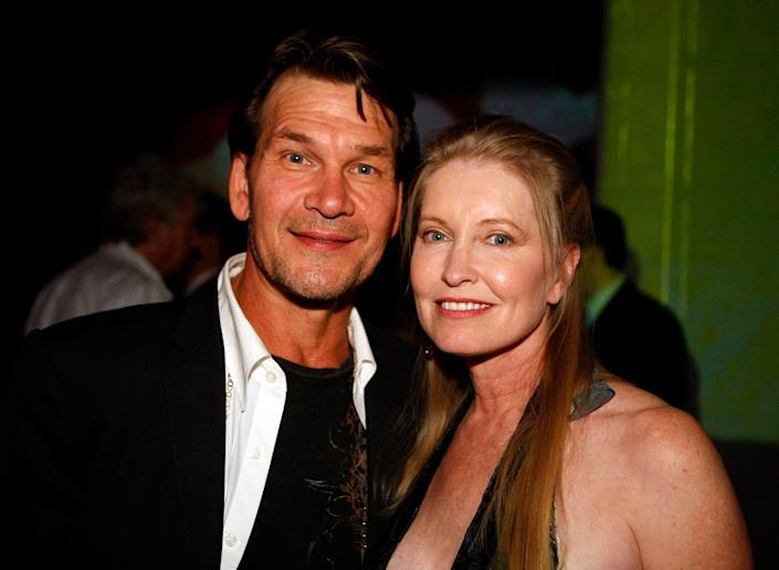 Patrick Swayze is remembered by friends and family, including widow Lisa Niemi, in new documentary