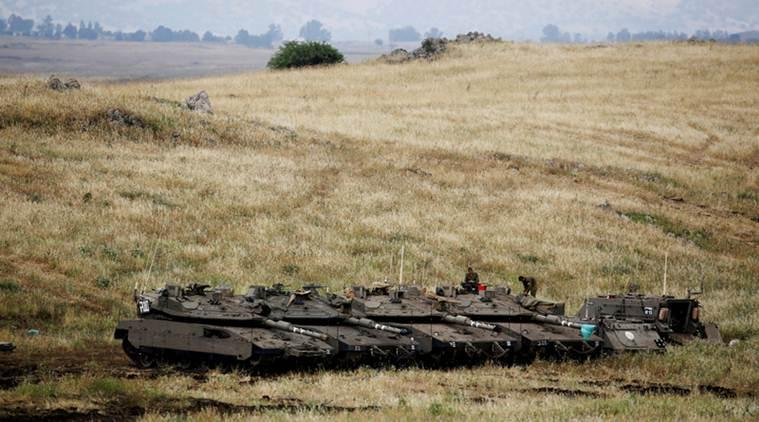 Golan Heights; Where are they, and why do they matter?