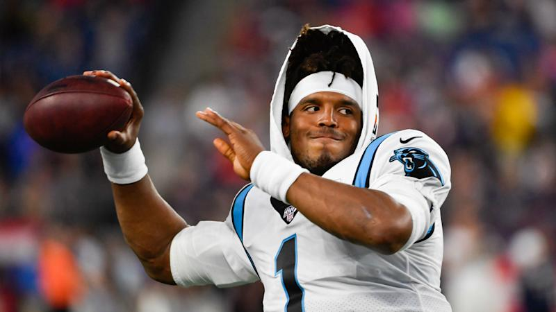 Cam Newton says Patriots contract is about respect, not money