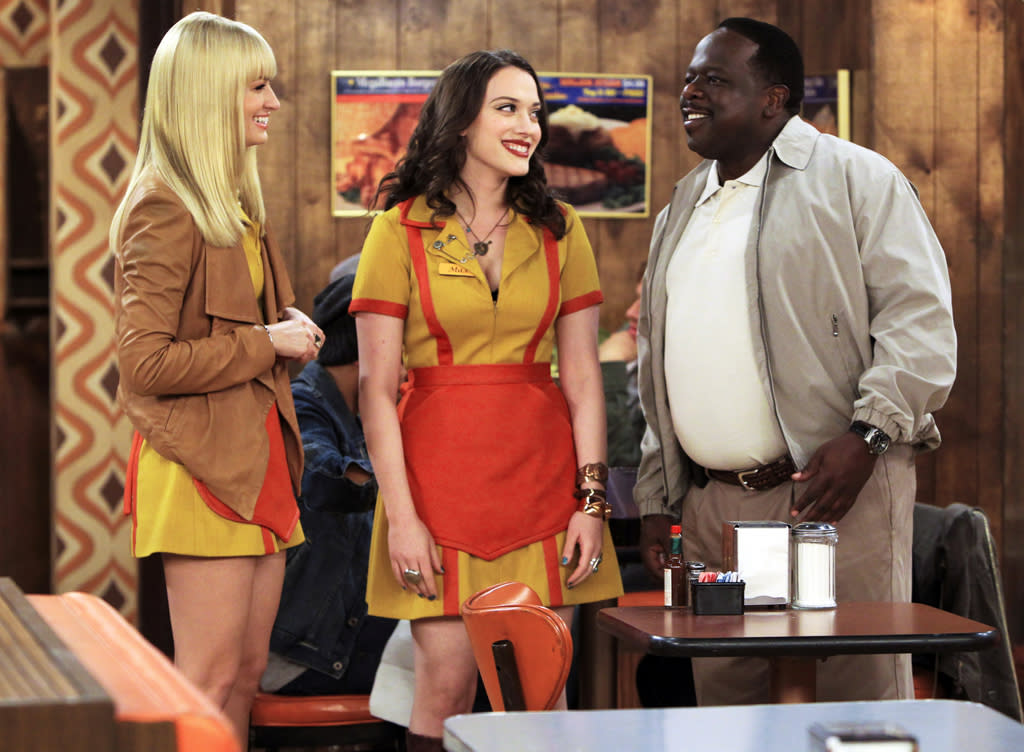 "<b>Cedric the Entertainer on ""2 Broke Girls"" (October 29) </b><br><br>The former ""King of Comedy"" drops by the Williamsburg Diner to play Earl's estranged son Darius, an aspiring comic with dreams of making it in the big city. Yeah, we're not too confident he's gonna see those big dreams come true… but if he knows how to frost a cupcake, that could really help the girls out. <br><br><b>Worth Watching?</b> Nope. We don't watch ""The Soul Man,"" either."