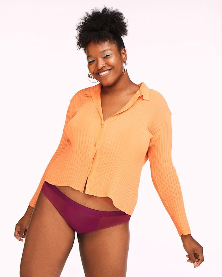 """<p><strong>cheeky</strong></p><p>yourparade.com</p><p><strong>$9.00</strong></p><p><a href=""""https://yourparade.com/products/cheeky"""" target=""""_blank"""">Shop Now</a></p><p>Undies might not seem like the cutest gift, but trust us, college students could <em>always</em> use a handful more (anything to avoid doing laundry 😬). But this isn't just any old underwear — it's super-soft, seamless, and actually the most comfy ones I've ever put on my butt.</p>"""