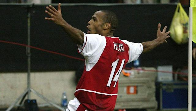 <p>​Thierry Henry's glittering Arsenal career came to and end in 2007 when he signed for Barcelona where he won the Champions League two years later. The legendary forward made the switch to New York Red Bulls in 2010 and spent the next four years in the Big Apple, barring a brief loan return to the Gunners. As of 2015 he has been working as a regular pundit for Sky Sports.</p>
