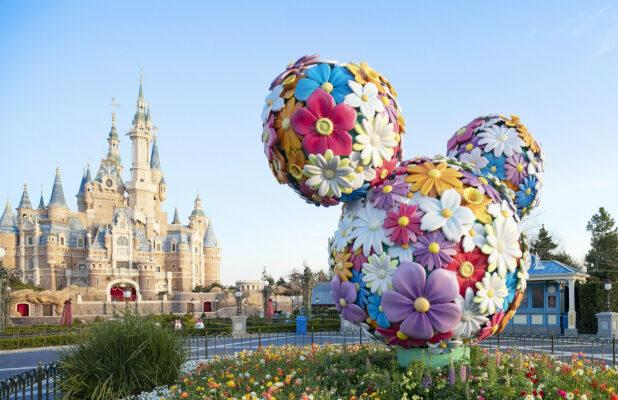 Shanghai Disneyland Reopens With Masks, Social Distancing Limits