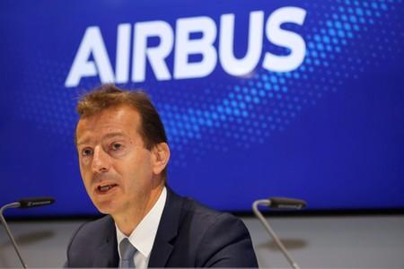 Airbus CEO says will 'continue to advocate for a settlement' on trade