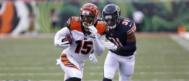 <p>Beyond battles to start along the offensive and defensive lines, the Bears have a few other important competitions for roster spots that are coming into focus. </p>