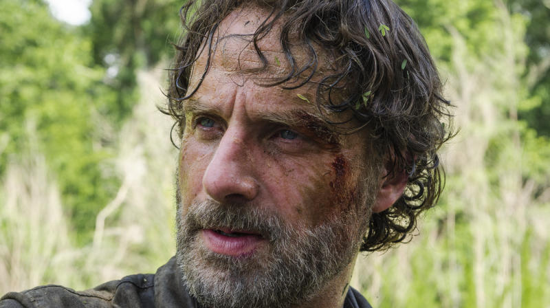 'Walking Dead' Might Have Fixed One Hell Of A Plot Hole