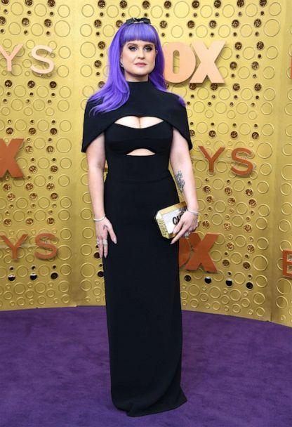 PHOTO: Kelly Osbourne attends the 71st Emmy Awards at Microsoft Theater on September 22, 2019 in Los Angeles, California. (Kevin Mazur/Getty Images)