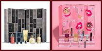 """<p>Product junkies and beauty enthusiasts, get your shopping bags ready, because beauty <a href=""""https://www.townandcountrymag.com/style/fashion-trends/news/g2970/fancy-advent-calendars/"""" rel=""""nofollow noopener"""" target=""""_blank"""" data-ylk=""""slk:advent calendar season"""" class=""""link rapid-noclick-resp"""">advent calendar season</a> will soon begin. Though we're all still having fun in the sun, we're already imaging this year's fresh crop of advent calendars, which is sure to feature something special for every kind of beauty lover, from manicure mavens to <a href=""""https://www.townandcountrymag.com/style/beauty-products/g25908398/best-skincare-products/"""" rel=""""nofollow noopener"""" target=""""_blank"""" data-ylk=""""slk:skincare obsessives"""" class=""""link rapid-noclick-resp"""">skincare obsessives</a> to those who live for a decadent scent. While we wait for the latest and greatest beauty calendars of the year to come out, we're taking a look back at the 2020 beauty advent calendars that made all of our seasons merrier. </p>"""