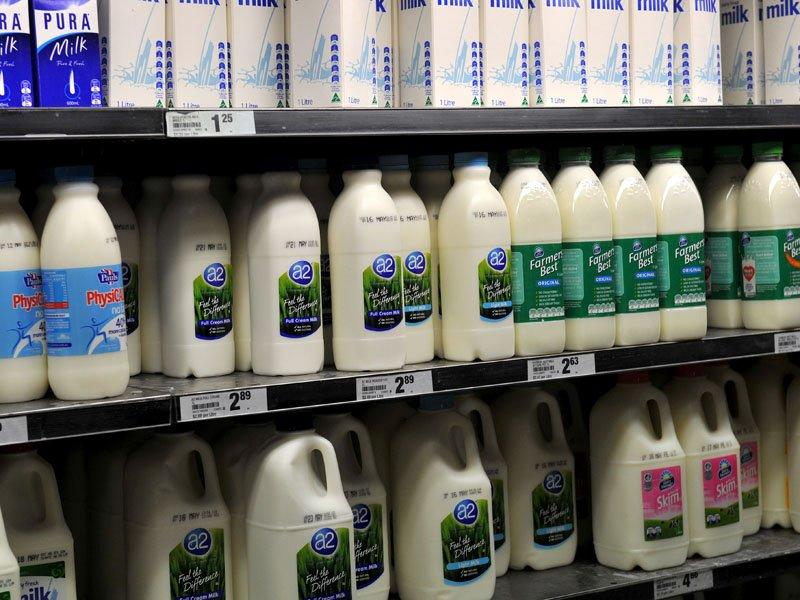 Milk brands to stop using thinner