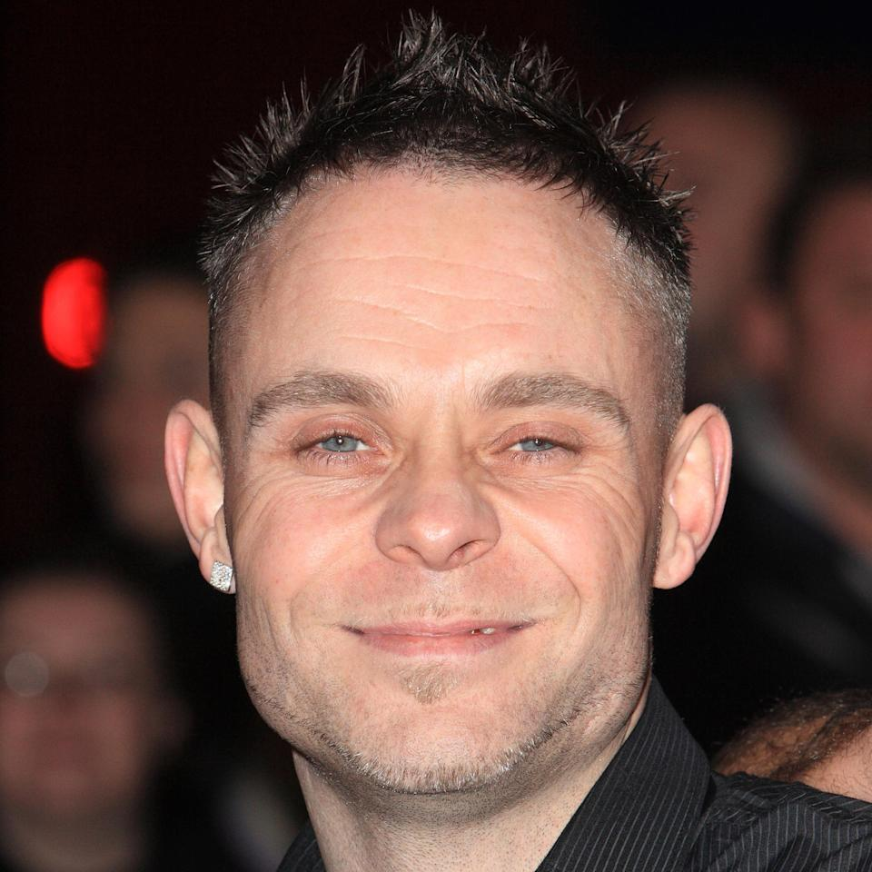 Brian Harvey has been arrested. Copyright: [Rex]