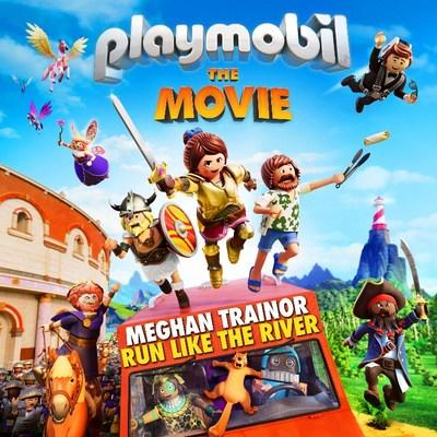 MEGHAN TRAINOR RELEASES NEW ORIGINAL SONG FOR PLAYMOBIL: THE MOVIE