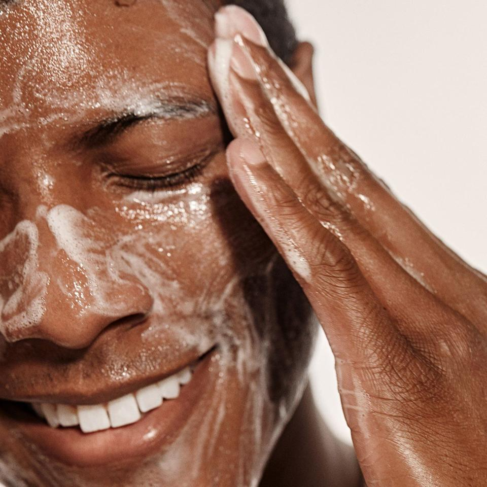 """Gently cleanse your face with gentle gel-based formula that'll remove debris and makeup without stripping the skin barrier.<br /><br /><strong>Promising review:</strong>""""This is a simple cleanser, but it does everything I need a simple cleanser to do. <strong>It cleanses without stripping the skin, it doesn't leave any residue and it is eye-safe.</strong> It is slightly peppermint-y, but it doesn't sting my skin or eyes, which is something I was definitely worried about at the beginning. Because it is so gentle, I typically use this as a second cleanse or my cleanser in the morning. Overall, it is such a great cleanser and I enjoy having it in my routine."""" —<a href=""""https://go.skimresources.com?id=38395X987171&xs=1&xcust=HPEffectiveSkincareProducts-60930903e4b0c15313fbe977&url=https%3A%2F%2Fversedskin.com%2Fproducts%2Fwash-it-out-gel-cleanser"""" target=""""_blank"""" rel=""""nofollow noopener noreferrer"""" data-skimlinks-tracking=""""5582326"""" data-vars-affiliate=""""www.pntrac.com"""" data-vars-campaign=""""SkincareProductsYoullWishYouBoughtSoonerSuknanan06022020-5582326-"""" data-vars-href=""""https://www.pntrac.com/t/TUJGR0hJRkJGTEZOR0ZCRk5MR0ZG?sid=SkincareProductsYoullWishYouBoughtSoonerSuknanan06022020-5582326-&url=https%3A%2F%2Fversedskin.com%2Fcollections%2Fcleansersaondtoners%2Fproducts%2Fwash-it-out-gel-cleanser"""" data-vars-keywords=""""cleaning"""" data-vars-link-id=""""0"""" data-vars-price="""""""" data-vars-redirecturl=""""https://versedskin.com/collections/cleansersaondtoners/products/wash-it-out-gel-cleanser"""" data-ml-dynamic=""""true"""" data-ml-dynamic-type=""""sl"""" data-orig-url=""""https://www.pntrac.com/t/TUJGR0hJRkJGTEZOR0ZCRk5MR0ZG?sid=SkincareProductsYoullWishYouBoughtSoonerSuknanan06022020-5582326-&url=https%3A%2F%2Fversedskin.com%2Fcollections%2Fcleansersaondtoners%2Fproducts%2Fwash-it-out-gel-cleanser"""" data-ml-id=""""9"""">MOREBEVERLYCHERIE<br /><br /></a><strong>Get it from Versed for<a href=""""https://go.skimresources.com?id=38395X987171&xs=1&xcust=HPEffectiveSkincareProducts-60930903e4b0c15313fbe977&url=https%3"""