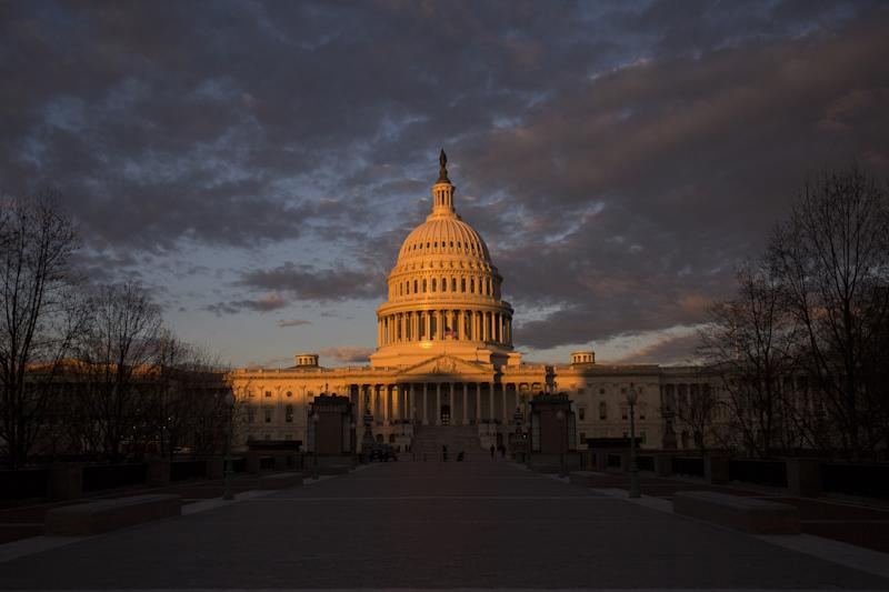 U.S. Government Shutdown Hits Record Length With No End Seen