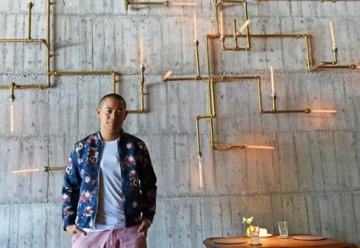 <p>Top chef closes Michelin-starred Singapore eatery</p>