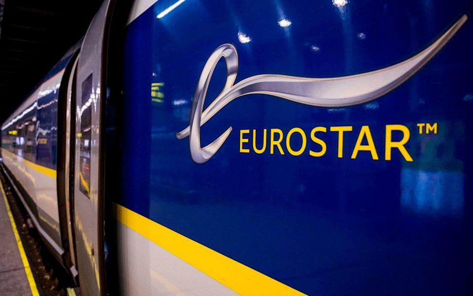 Eurostar could collapse without Government support