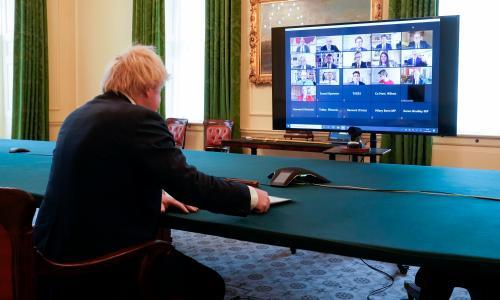 The numbers are in, and Johnson's government really is world-beating