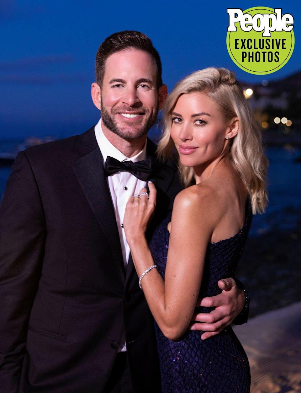 Tarek El Moussa and Heather Rae Young Engagement