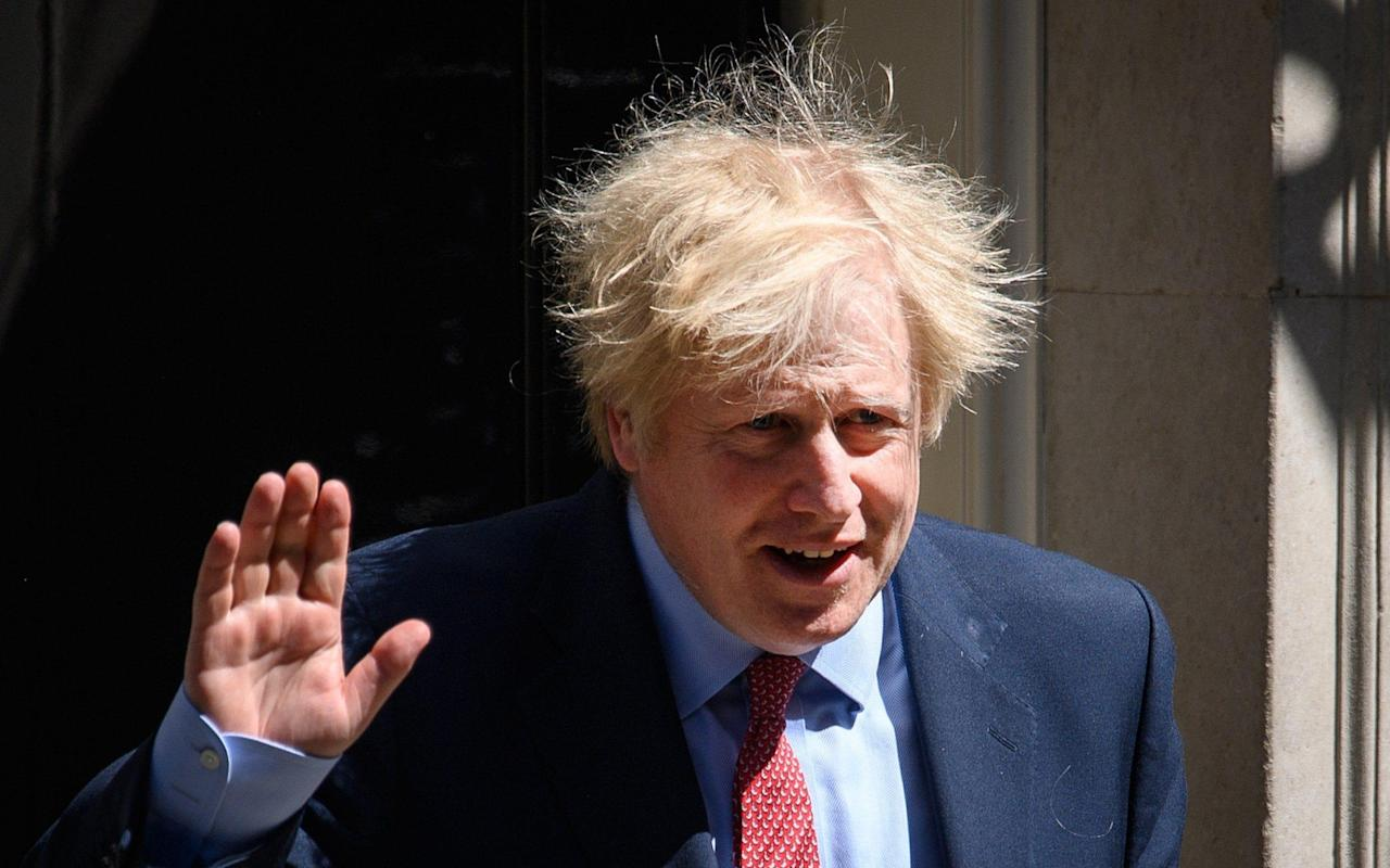 Lift the lockdown now to protect 'Blue Wall' jobs, Boris Johnson told by leading party donor
