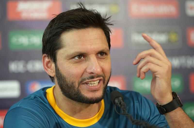 Afridi Casts Doubt On Age Record In New Autobiography