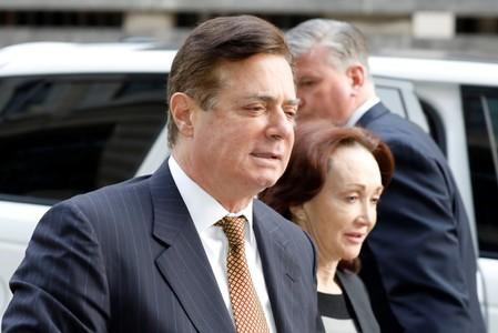 DOJ stops Paul Manafort's transfer to solitary confinement on Rikers Island