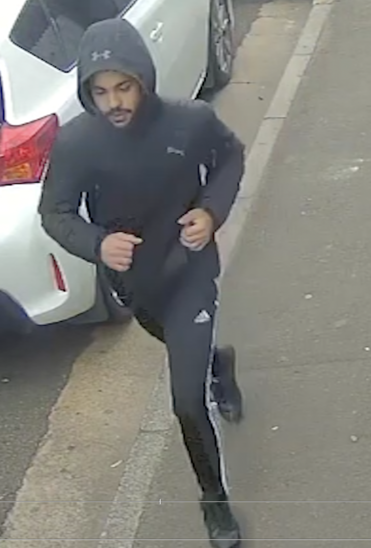 Police called on people who know this man to not try and protect him. Source: NSW Police