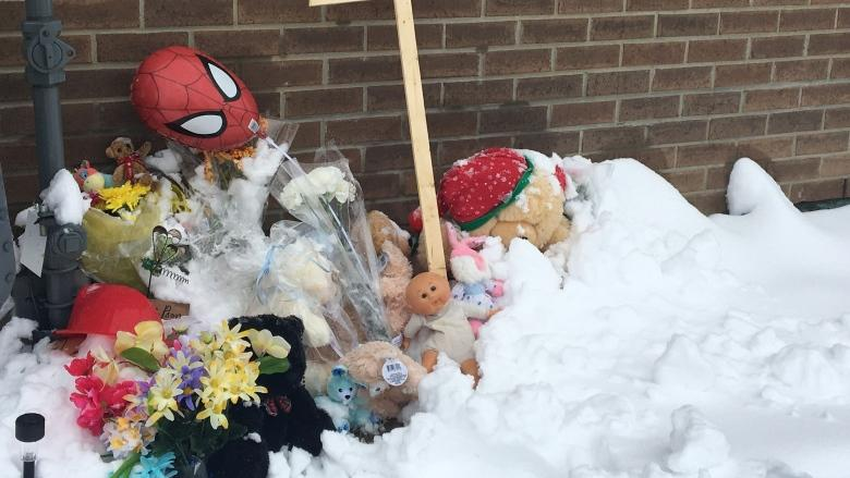 'Anthony was one of us': Edmonton church to hold vigil for deceased toddler
