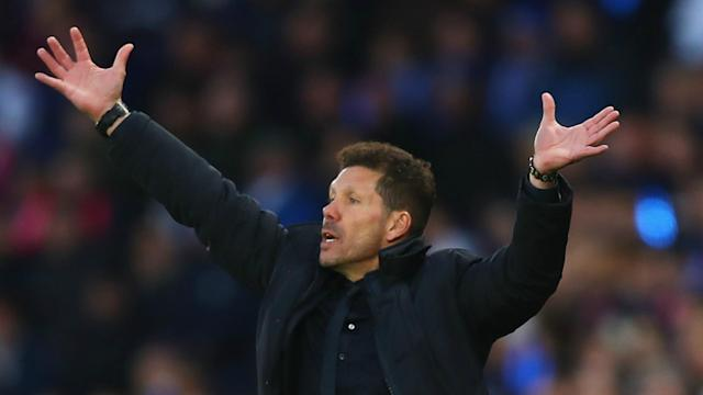 Bayern Munich, Barcelona and Real Madrid are considered greater than Atletico Madrid due to their financial advantage, says Diego Simeone.