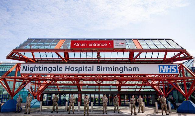 NEC owners exhibit support with £50m coronavirus cash injection