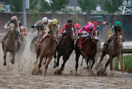 FILE PHOTO: Horse Racing: 145th Kentucky Derby