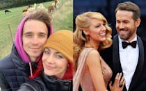 <p>When you're a famous face, work is a pretty major part of your life. So it makes total sense that many celebrities wind up dating people they met on set. <br></p><p>And, from Blake Lively and Ryan Reynolds, to Miley Cyrus and Liam Hemsworth, to Brad and Angelina, there's way more than you'd think. Keep reading for a whole stream of celebrity couples who met at work.</p>