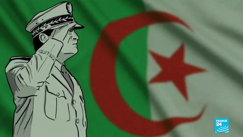 News sketch: The role of the army in Algerian politics