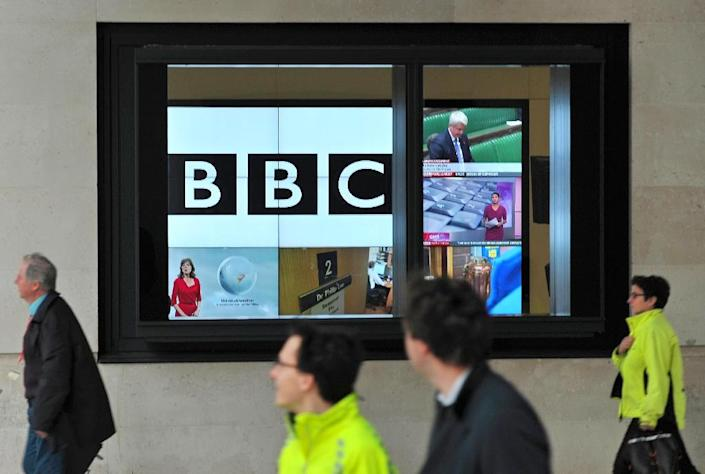 The BBC wants its iPlayer streaming service to offer more box sets and make programmes available for at least a year after they are first shown, up from the current limit of around one month (AFP Photo/CARL COURT)