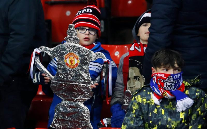 Manchester United must see off Spurs to reach the FA Cup final - Action Images via Reuters