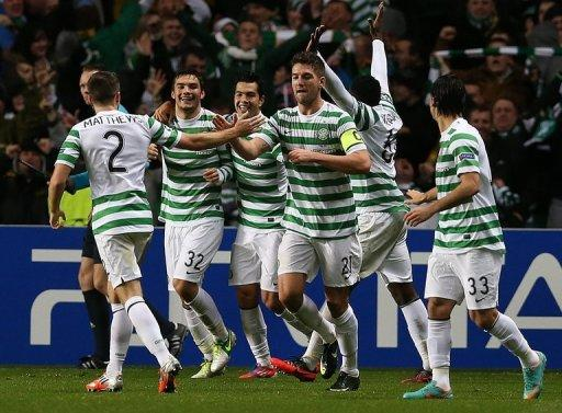 The Hoops players are still coming to terms with their historic 2-1 win over the La Liga leaders Barcelona on Wednesday