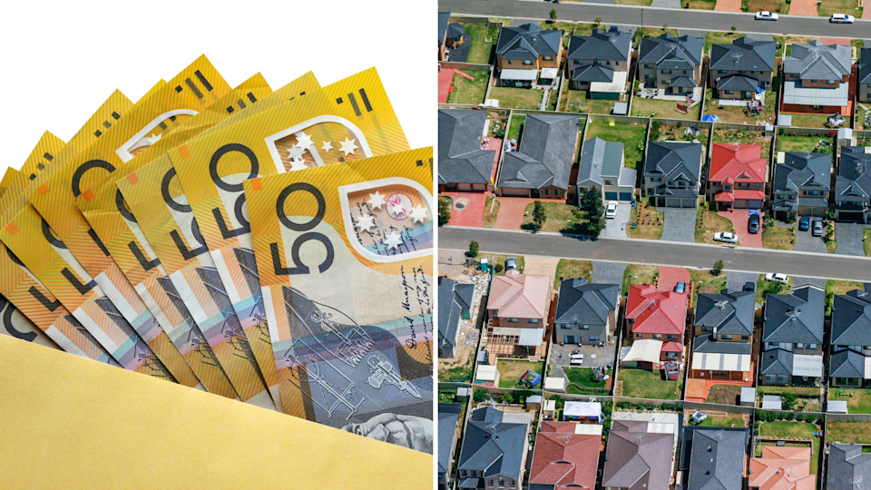 Nicole Pedersen-McKinnon reveals the steps you need to take to save. (Images: Getty).