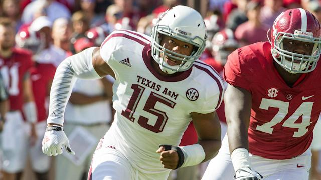 Myles Garrett is considered the best prospect in the 2017 NFL Draft. His scouting report helps explain why.