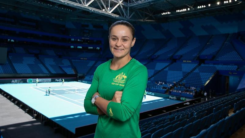 Young Australian of the Year Ash Barty