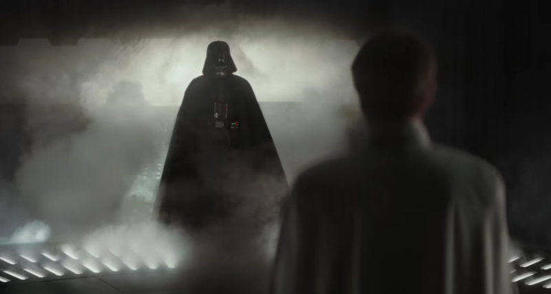 Look who's back - Credit: Lucasfilm/Disney