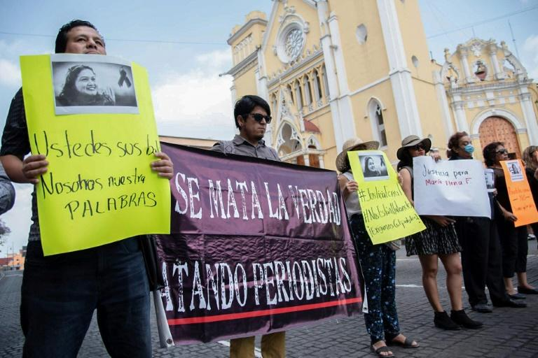 Journalist found decapitated in eastern Mexico