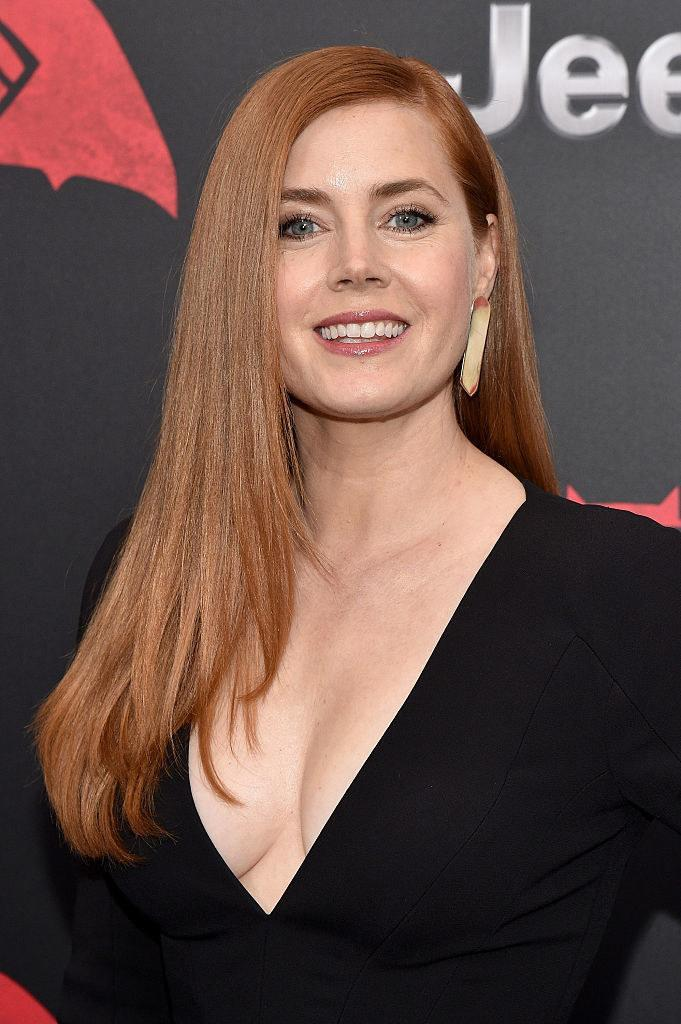 """Amy Adams attends the launch of Bai Superteas at the """"Batman v Superman: Dawn of Justice"""" premiere"""