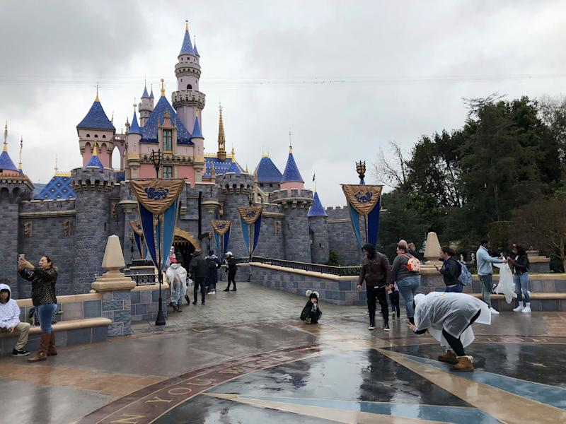 Disneyland says it's delaying its scheduled July 17 reopening amid California's spike in coronavirus cases.