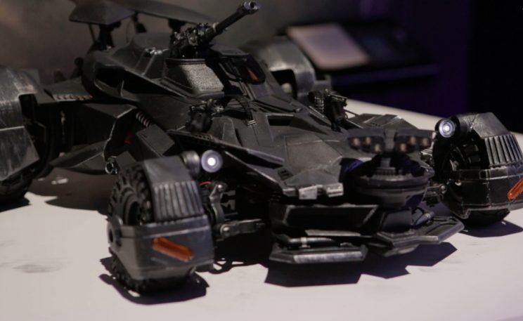 Batmobile from Justice League movie.