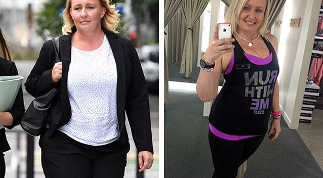 Ms Robinson is suing the label for more than $500,000 for pain and suffering sustained during the six months she worked for Lorna Jane in 2012, as a result of bullying in relation to her weight. Pictures: AAP