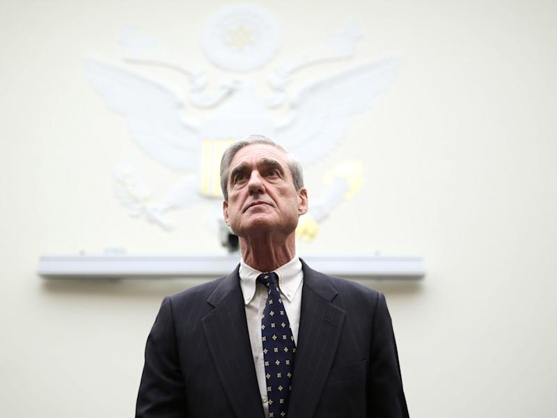 MuellerReport Is Likely to Be Released on Thursday, DOJ Says