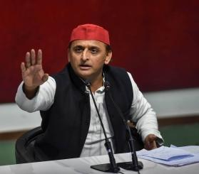 'You could be from RSS or BJP, get out from here': Akhilesh Yadav scolds UP govt doctor