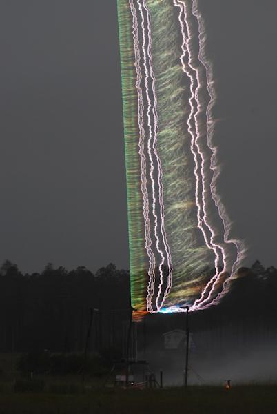 Incredible Technology: How to Map a Lightning Strike