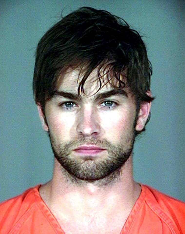 <b>Who:</b> Chace Crawford<br /><b>What:</b> Arrested for possession of marijuana <br /><b>Where:</b> Plano, Texas<br /><b>When:</b> June 4, 2010