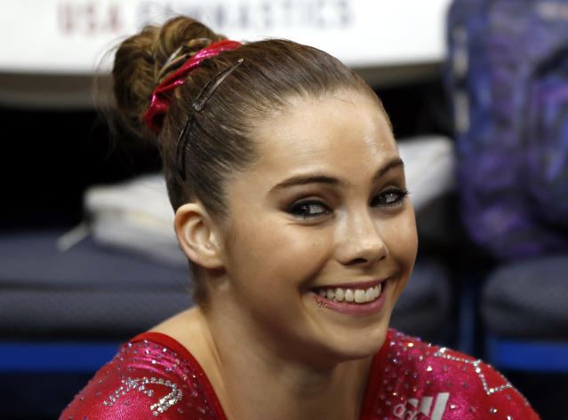 USA Gymnastics reportedly won't seek financial retribution if McKayla Maroney speaks against Larry Nassar. (AP)