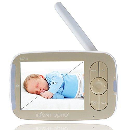 """<p><strong>Infant Optics</strong></p><p>amazon.com</p><p><strong>$165.88</strong></p><p><a href=""""http://www.amazon.com/dp/B00ECHYTBI/?tag=syn-yahoo-20&ascsubtag=%5Bartid%7C2140.g.22175695%5Bsrc%7Cyahoo-us"""" target=""""_blank"""">Shop Now</a></p><p>This monitor has a staggering 30,000 (!) customer reviews, most of which are five stars. So yeah, people really, <em>really</em> like this one, and it's easy to see why. You can switch between different lenses depending on what you need—like zoomed in for an infant or wide to capture an entire room when your future rambunctious toddler is playing in there by himself.</p><p>Still not convinced? Here's what this parent said: """"You can't go wrong with this camera and monitor. It works great and it is backed up by outstanding customer service that provides peace of mind all new parents should be afforded.""""</p>"""