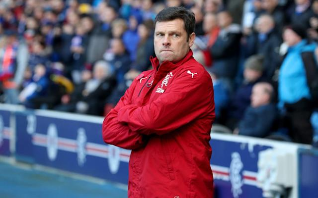 Graeme Murty has been given until the end of the season to prove himself - PA
